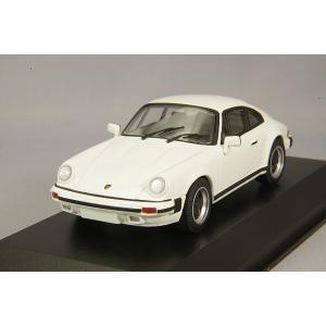 ☆ マキシチャンプス 1/43 ポルシェ 911 SC 1979 ホワイト|kidbox