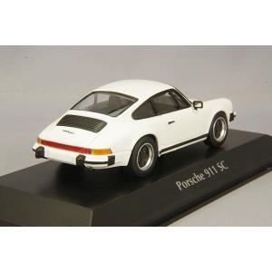☆ マキシチャンプス 1/43 ポルシェ 911 SC 1979 ホワイト|kidbox|03