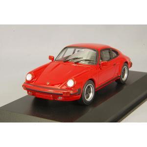 ☆ マキシチャンプス 1/43 ポルシェ 911 SC 1979 レッド|kidbox