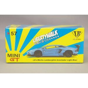トゥルースケール ミニGT 1/64 LB-WORKS ランボルギーニ アヴェンタドール 右ハンドル...