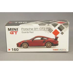 トゥルースケール ミニGT 1/64 台湾限定 ポルシェ 911 (991) GT2 RS レッド 左ハンドル kidbox