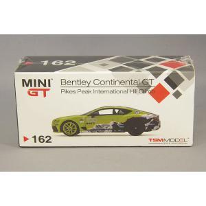 トゥルースケール ミニGT 1/64 ベントレー コンチネンタル GT パイクスピーク インターナショナルヒルクライム 2019 左ハンドル kidbox