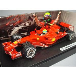マテル エリート仕様 1/18 フェラーリ F2001 2001 F1 ハンガリーGP ウィナー #1 M.シューマッハ|kidbox