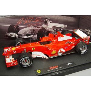 【☆ Sale ☆】 マテル エリート仕様 1/18 フェラーリ F2004 2004 F1 ベルギーGP #1 M.シューマッハ|kidbox