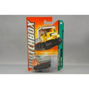 マッチボックス 3インチ トレール トリッパー オレンジ|kidbox
