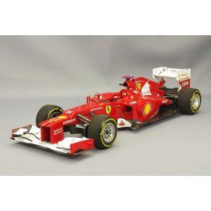 マテル エリート仕様 1/18 フェラーリ F2012 2012 F1 #5 F.アロンソ|kidbox