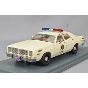 ・☆ NEO 1/43 ダッジ モナコ 1978 アメリカ警察|kidbox
