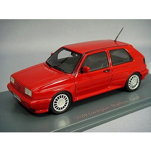 ・☆ NEO 1/43 フォルクスワーゲン ラリー ゴルフ 1990 レッド|kidbox