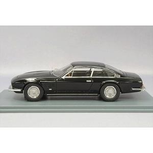 ☆ NEO 1/43 モンテヴェルディ 375 L 1969 ブラック|kidbox|02
