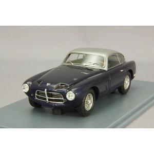 ☆ NEO 1/43 ペガソ Z102 ベルリネッタ ツーリング シリーズ 2 1955 メタリックブルー/シルバー|kidbox