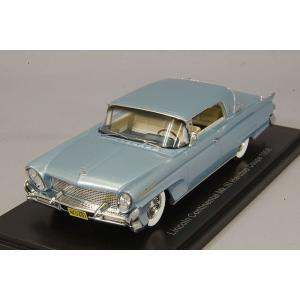 ☆ NEO 1/43 リンカーン コンチネンタル MKIII 1958 メタリックライトブルー|kidbox