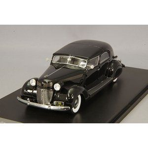 ☆ NEO 1/43 クライスラー インペリアル C-15 ル・バロン タウンカー 1937 ブラック|kidbox
