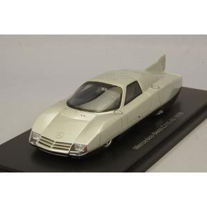 ☆ NEO 1/43 メルセデスベンツ C111-3D 速度記録車 レコード ナルド 1978|kidbox