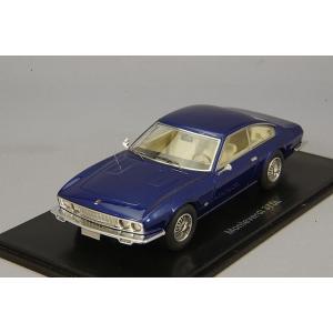 ☆ NEO 1/43 モンテヴェルディ 375 L 1969 メタリックブルー|kidbox