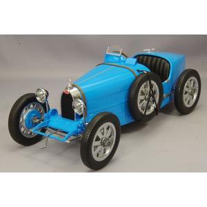 【決算セール〜9/30】ノレブ 1/12 ブガッティ T35 1925 ブルー|kidbox