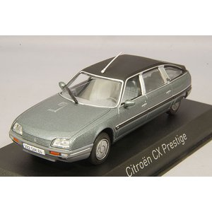 【決算セール〜9/30】ノレブ 1/43 シトロエン CX ターボ 2 プレステージ 1986 メタリックフォックスグレー|kidbox