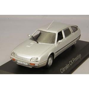 【決算セール〜9/30】ノレブ 1/43 シトロエン CX ターボ 2 プレステージ 1986 シルバー|kidbox