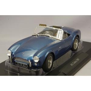 ノレブ 1/18 AC コブラ 289 1963 メタリックブルー|kidbox