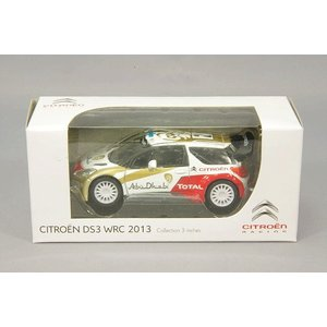 ☆ 【シトロエン特注】 ノレブ 3インチ シトロエン DS3 WRC 2013 #2 kidbox
