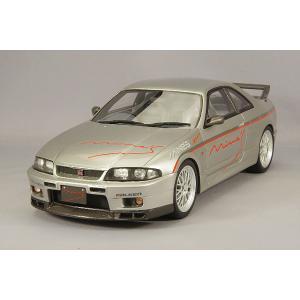 【決算セール〜9/30】☆ オットー 1/18 日産 スカイライン GT-R BCNR33 マインズ シルバー 【レジン製】|kidbox