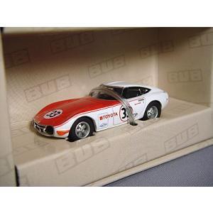 ☆ PremiumClassiXXs 1/87 トヨタ 2000GT 1968 SCCA #33 S.パトリック レッド/ホワイト|kidbox