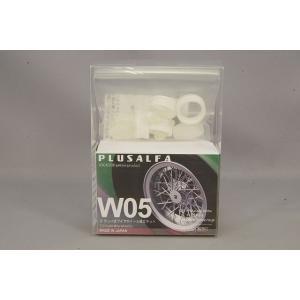 ☆ PLUSALFA 3DCAD/3Dプリンタ プロダクト 1/24 かっぱ式ワイヤーホイール組立キット W05 250LM対応|kidbox