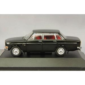 プレミアムX 1/43 ボルボ 144S 1967 ブラック/レッドインテリア 【ダイキャスト製】 kidbox 02