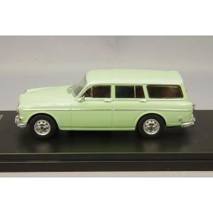 ・プレミアムX 1/43 ボルボ 220 アマゾン 1962 グリーン 【ダイキャスト製】 kidbox 02