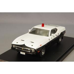 プレミアムX 1/43 フォード マスタング マッハ1 栃木県警察本部高速道路交通警察隊 パトロールカー 【ダイキャスト製】