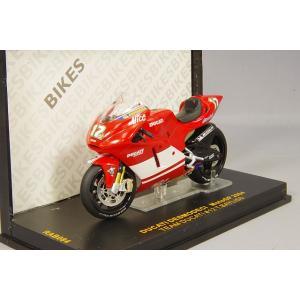 ,イクソ 1/24 ドゥカティ デスモディチ モトGP 2004 チームドゥカティ #12 T.ベイリス|kidbox