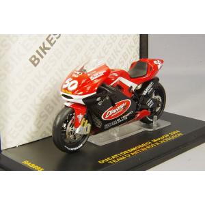 ,イクソ 1/24 ドゥカティ デスモディチ モトGP 2004 チームダンティーン #50 N.ホジソン|kidbox