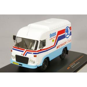 イクソ 1/43 アヴィア A21F アシスタントカー 1985