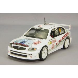 イクソ 1/43 ヒュンダイ アクセント WRC 2004 モンテカルロ ラリー #69 R.クレスタ/J. トマネク|kidbox