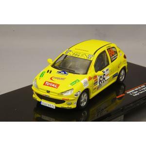イクソ 1/43 プジョー 206 XS 2006 Rallye Terre de provence #66 S.オジェ/J.イングラシア|kidbox