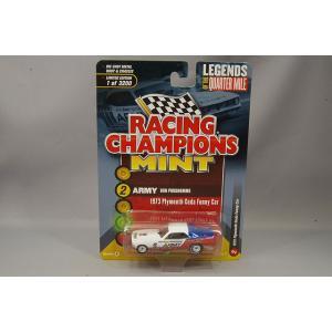 RACING CAMPIONS MINT 1/64 プリムス クーダ ファニーカー 1973