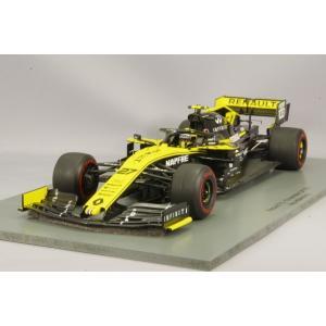 ☆ スパーク 1/18 ルノー F1チーム R.S.19 2019 F1 オーストラリアGP #27 N.ヒュルケンベルグ kidbox