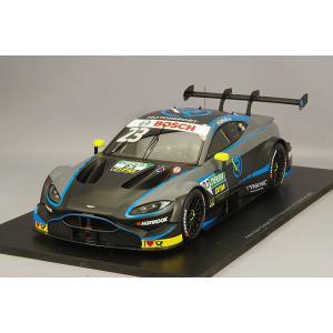 ☆ スパーク ナショナルモデル 1/18 アストンマーチン ヴァンテージ R-Motorsport 2019 DTM #23 D.ジュンカデラ|kidbox