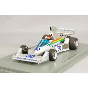 ☆ スパーク 1/43 コパスカー FD04 1976 F1 ブラジルGP #30 E.フィッティパルディ|kidbox