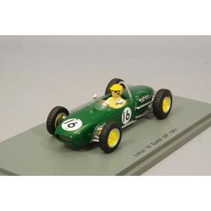 ☆ スパーク 1/43 ロータス 18 #16 オランダ GP 1961 T.テイラー kidbox