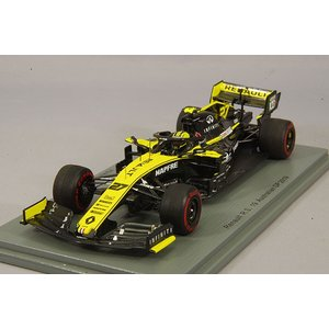 ☆ スパーク 1/43 ルノー F1チーム R.S.19 2019 F1 オーストラリアGP #27 N.ヒュルケンベルグ kidbox