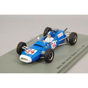 ☆ スパーク 1/43 マトラ MS5 #34 ウィナー ドイツGP F2 1966 J-P.ベルトワーズ kidbox