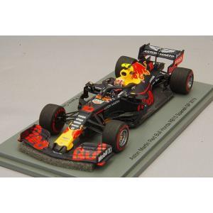 ☆* 【ユーロスポーツ特注】 スパーク 1/43 アストンマーチン レッドブル ホンダ RB15 2019 スペインGP P.ガスリー kidbox