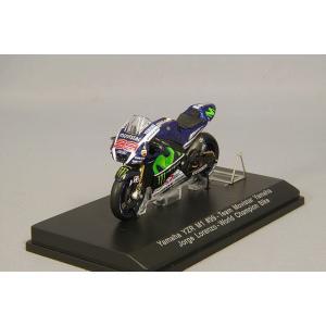 ☆ スパーク 1/43 ヤマハ YZR M1 モビスター ヤマハ 2015 モトGP スペインGP バレンシア ウィナー #99 J.ロレンソ ワールドチャンピオン|kidbox