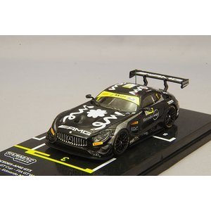 ☆ Tarmac 1/64 メルセデス AMG GT3 2018 FIA GT ワールドカップ マカオ 3位 #1 E.モルタラ|kidbox