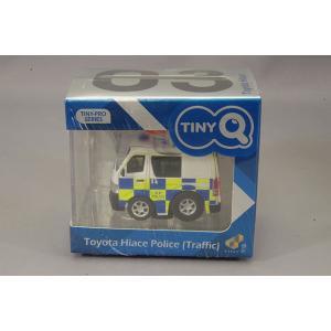 TinyQ トヨタ ハイエース 警察車両|kidbox