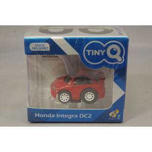 TinyQ ホンダ インテグラ DC2 レッド kidbox