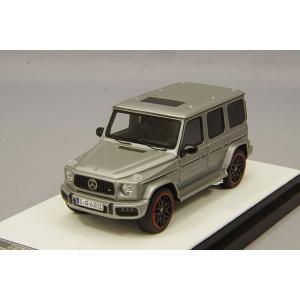 ☆ モーターへリックス 1/64 メルセデス AMG G63 2019 463 エディション マットメタリックグレイ|kidbox