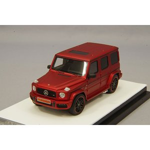 ☆ モーターへリックス 1/64 メルセデス AMG G63 2019 チャイナレッド HOBBY EXPO CHINA 2019 限定モデル|kidbox