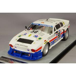 ☆ テクノモデル 1/18 アストンマーチン AM V8 1979 ルマン24H #50 R.ハミルトン/M.Salmon kidbox