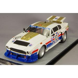 ☆ テクノモデル 1/18 アストンマーチン AM V8 1980 シルバーストーン 6H #10 R.ハミルトン/D.ベル kidbox